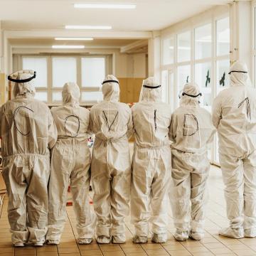 Közel 6500 új koronavírus-fertőzöttet diagnosztizáltak Magyarországon