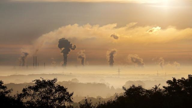 Nem múlik a légszennyezettség