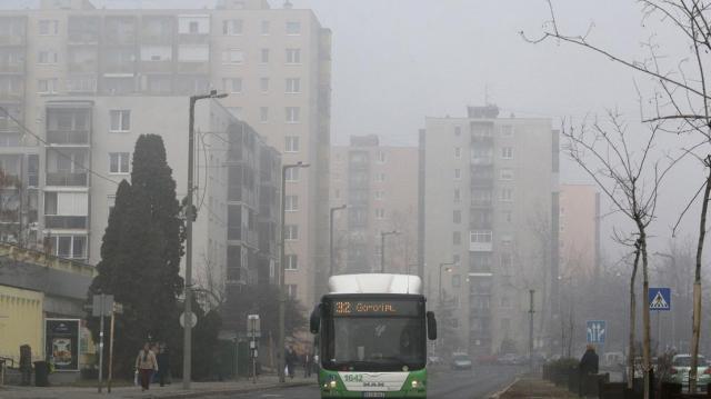 Szálló por - Több településen rossz a levegő