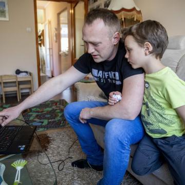 A gyermekek internetes zaklatása bármikor és bárhol megtörténhet