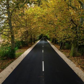 Elkészült a 87-es főút Kőszeg és az országhatár közötti szakasza