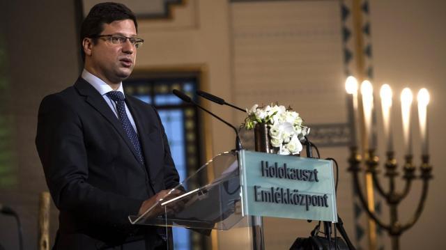 Holokauszt-emléknap - Gulyás: Magyarország ma képes megvédeni a magyar zsidóságot