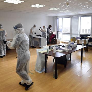 Koronavírus - Meghalt 89 beteg, 459-cel nőtt a fertőzöttek száma Magyarországon