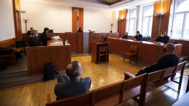 Korrupció miatt vádat emeltek egy igazságügyi szakértő ellen
