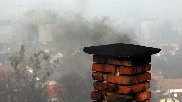 Szálló por - Országszerte csökkent a légszennyezettség