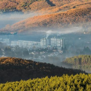 Szálló por - Több városban romlott a levegő minősége, egy helyen már veszélyes