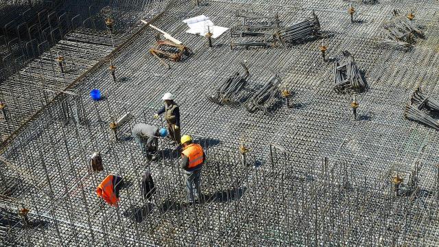 Egyre többen keresnek munkát az építőiparban