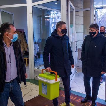 György István: Magyarország Európa egyik leggyorsabb oltási sebességét diktálja