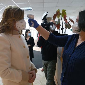 Herczegh Anita: a véradás a szolidaritás erős szimbóluma