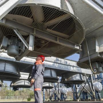 Hideg idő - Energiahivatal: biztosított a hazai gázellátás