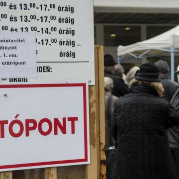 Meghalt 252 beteg, 5481-gyel nőtt a fertőzöttek száma Magyarországon