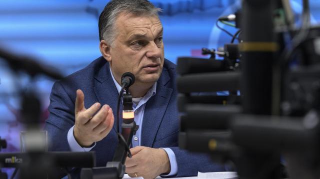 Orbán Viktor: Nagyon veszélyes pillanatban vagyunk