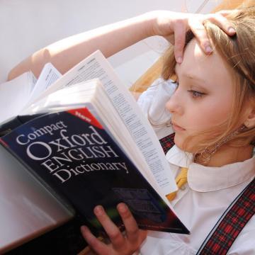 Angol nyelvből vizsgáznak a diákok