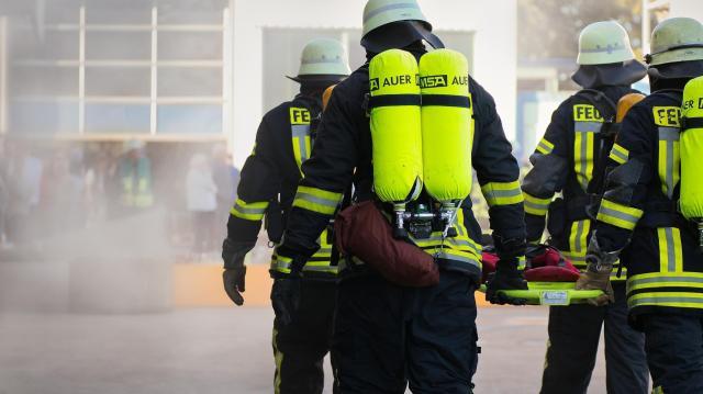 Felgyújtotta volt élettársa lakásának ajtaját egy férfi Budapesten