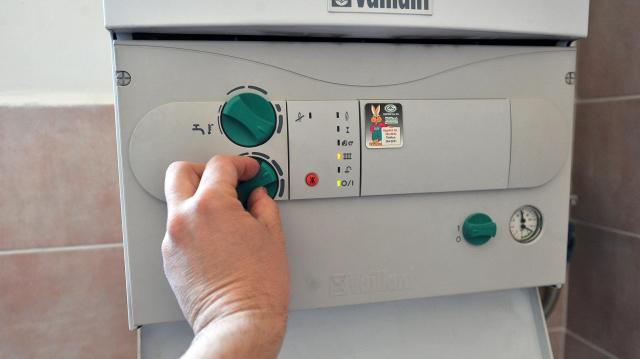 Energiahivatal: áprilisban 26 százalékkal nőtt a földgázfogyasztás Magyarországon