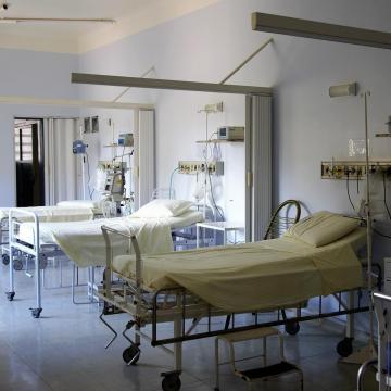 Tovább csökkent a kórházban ápoltak száma