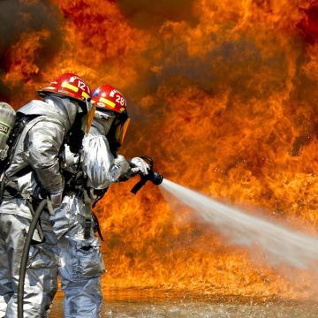 189 esetben avatkoztak be a tűzoltók országszerte