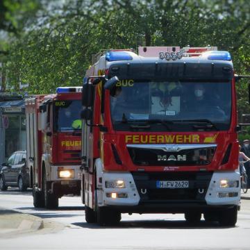 Csaknem 200 helyszínre vonultak a tűzoltók