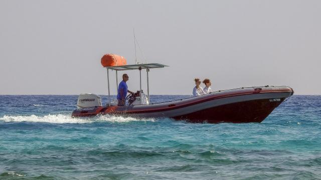 Csónakokkal és hajókkal is biztosítja a rendezvényeket a katasztrófavédelem