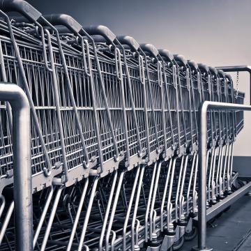 Megtérült a járvány az áruházaknak
